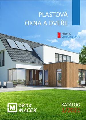 Katalog Okna Macek 2014, Uherské Hradiště